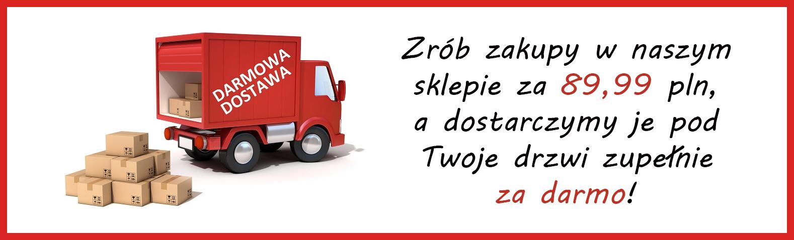 Darmowa dostawa bezglutenowy.sklep.pl